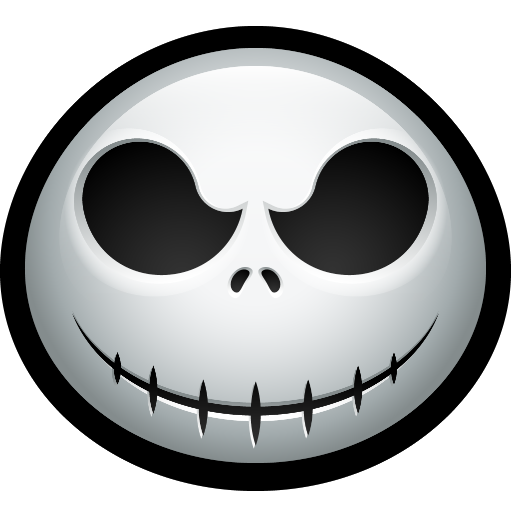 dead  skull  halloween  jack  skellington  bones