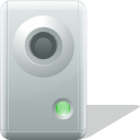 Camera, mount DarkGray icon