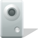 Camera, unmount DarkGray icon