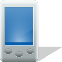 Blue, pda SteelBlue icon