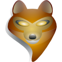 Firefox SaddleBrown icon