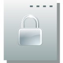 Encrypted DarkGray icon