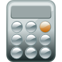 Kcalc DarkGray icon