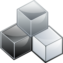 Modules DarkGray icon