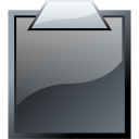 paste, document, Clipboard DarkSlateGray icon