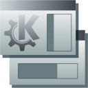 Kpresenter DarkGray icon