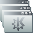 Kwin DarkGray icon