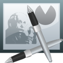 graphics, package, Einstein DarkGray icon