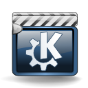 Kde, Aktion Black icon