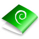 green, Folder Black icon