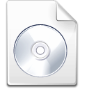 drive, Disk, File, Cd Snow icon