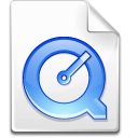 quicktime, Apple Icon