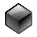 Kblackbox Black icon