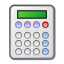 Kcalc Gainsboro icon