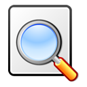 document, search, Find, File WhiteSmoke icon