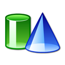 Kpovmodeler ForestGreen icon