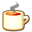 tea, hot, cup, Coffee Black icon