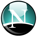 Netscape Black icon