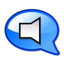 Realplayer CornflowerBlue icon