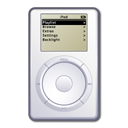 White, Apple, ipod WhiteSmoke icon