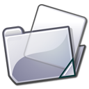 grey, Folder Lavender icon
