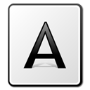 word, File, Letter, Font Icon