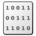 Binary WhiteSmoke icon
