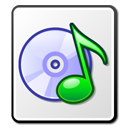 Cdtrack Lavender icon