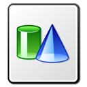 3d, document WhiteSmoke icon