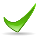 true, yes, Accept, ok, accord, Check, hi, success, correct, green OliveDrab icon