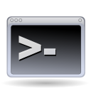 openterm DarkSlateGray icon