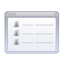 view, Detailed WhiteSmoke icon