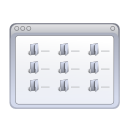 view, Multicolumn Icon
