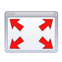 Fullscreen WhiteSmoke icon