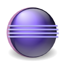 Eclipse DarkSlateBlue icon