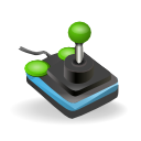 joystick, Computer game Icon