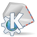 Kmail LightGray icon