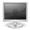 monitor, screen, Computer DarkSlateGray icon