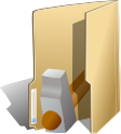 package, Development BurlyWood icon