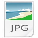jpg, image, picture Icon