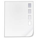 mime, Ascii WhiteSmoke icon