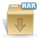 Rar DarkKhaki icon