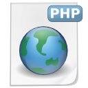 Php, Source WhiteSmoke icon