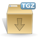 Tgz DarkKhaki icon