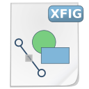 Xfig WhiteSmoke icon