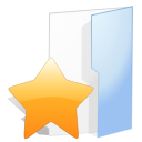 bookmark, Folder Lavender icon
