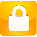 Lock Gold icon