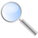 zoom DodgerBlue icon