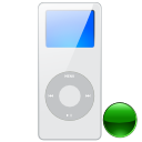 mount, Mp3player Lavender icon