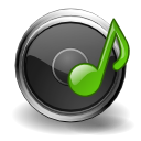 Kcmsound DimGray icon
